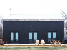 Bovina Residence, Kimberly Peck Architect   Remodelista Architect / Designer Directory