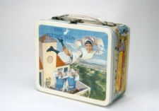 """The Flying Nun"" Lunch Box: ""The Flying Nun"" starred Sally Fields as Sister Bertrille, whose flying ability was explained by saying ""When lift plus thrust is greater than load plus drag, anything can fly."" Due to her small stature and heavily starched cornette, Sister Bertrille could catch a breeze and fly, helping her to solve the problem of the episode, but also causing a few along the way!"
