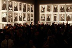Little Black Jacket Exhibit // NYC