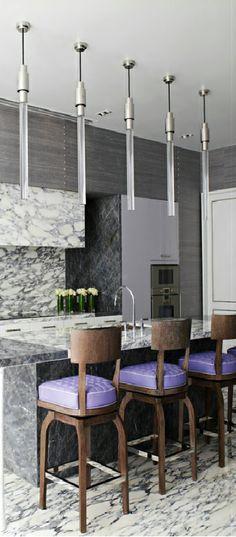 Purple Spaces ● Kitchen