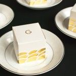 Great Gatsby wedding favor.  100layercake.com