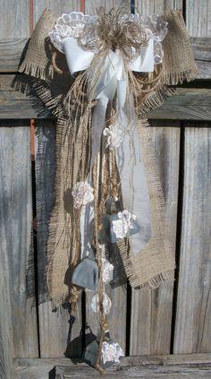 Wedding Bride Country Wedding Decor by BlissfulBashfulBride, $59.00