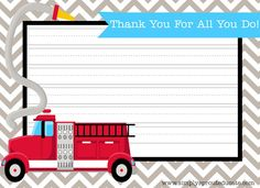 Celebrate patriot's Day and Remember 9/11 in your classroom with a thank you to your local firefighters