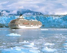 alaskan cruise...DEFINITELY do this one day!