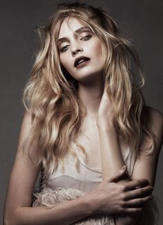 Heidi Mount. Lachlan Bailey. Vogue,