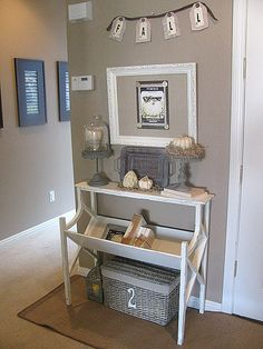 20 Fabulous Entryway Design Ideas - Decoist_Fern Creek Cottage