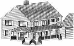 The Walden :Home Building Kits