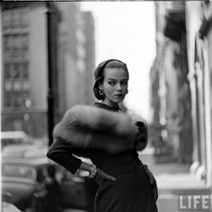 Photographed by Gordon Parks, LIFE Magazine, 1952