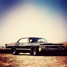 Supernatural - I'm in love with this car!