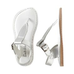 Saltwater sandals for kids. Why not mom too? $38