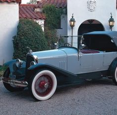 1923 Voisin  Model C-5, Sporting Victoria at The Nethercutt Museum Sylmar, CA #Kids #Events
