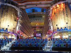 Royal Caribbean Cruise, Allure of the Seas, via Flickr.