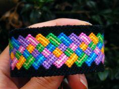 rainbow macrame - Teszugi kreatív blogja