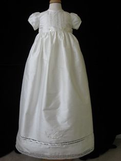 Heirloom Christening Gown