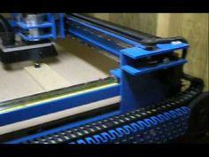 Homebuilt CNC Router (Belt Driven)