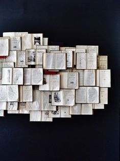 Book Wall Pages