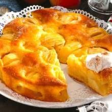 German Apple Cake   DianasDesserts.com