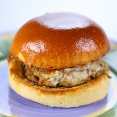 Clinton Kelly's Mushroom Burger! #TheChew #Burger #4thofJuly