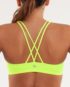 Another must have. We love out #lululemon bras :) #barrefashion
