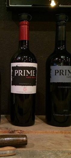 Prime Cellars - Napa, California #winetasting #wine #winery #bestwine #Napa #travel #vineyard #wines