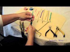 Artistic Wire Coiling Gizmo
