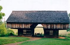 ~Cantilevered Barns of East Tennessee~ A curious nineteenth century American structure, the cantilevered barn is unique to the Southern Appalachian region where over 300 have been discovered. found principally in two East Tennessee counties, Sevier and Blount.