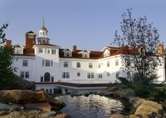 MOST HAUNTED HOTELS IN AMERICA – A HAUNTED HOUSE ALTERNATIVE