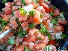 Mommy's Kitchen: The Pioneer Womans Cowboy Nachos & Homemade Pico De Gallo