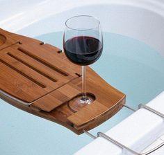 Shelf for the bathtub !