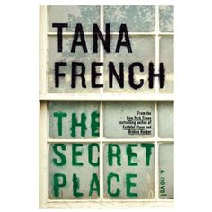 Enter for a chance to win a signed copy of The Secret Place, a new novel by Tana French (Approx. retail value: $28.00); Amazon.com