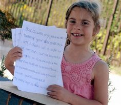 A SIX-YEAR-OLD Stafford girl who has to use a wheelchair because of a rare genetic disorder she suffers has written to the Queen to ask for her help to save services at Stafford Hospital.