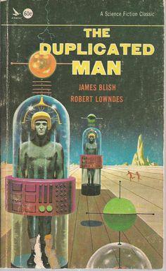1959 | The Duplicated Man | James Blish