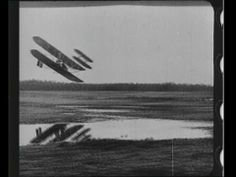 ▶ Wright Brothers First Flight, 1903 - A Day That Shook The World [HD] - YouTube