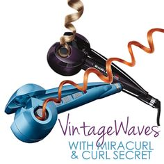 HOW TO: MIRACURL/CURL SECRET- VINTAGE WAVES