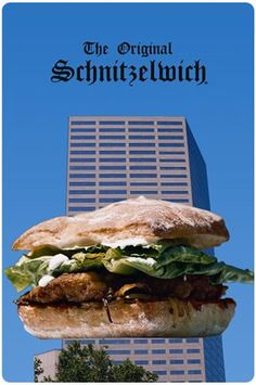 street food The Original Schnitzelwich