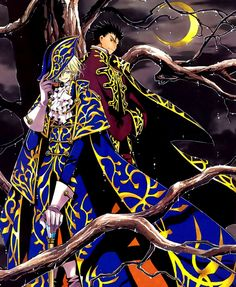 Tsubasa Resivour Chronicles - Kurogane/Fai - series and movie.
