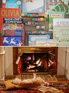 {A Very Merry Christmas Booklist} An inspiring collection of holiday titles...