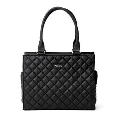 The Quilted - Emera: Finally a camera bag which is both functional and chic.