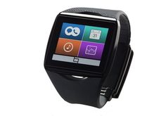 Qualcomm Toq - The Qualcomm Toq is a smart watch designed for Android 4.0.3 and higher mobile devices using onboard Bluetooth 3.0 to wirelessly connect and receive important data like notifications and alarms.