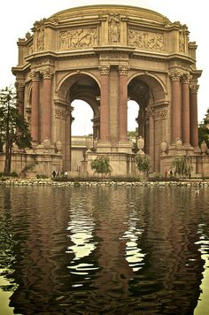 Palace of Fine Arts San Francisco, CA