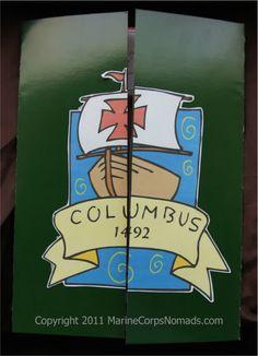 FREE Christopher Columbus Lapbook - Frugal Homeschool Family