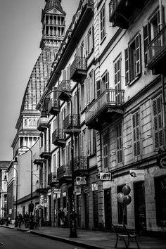 Torino Via Montebello