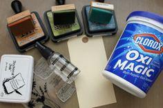 Oxi stamping magic