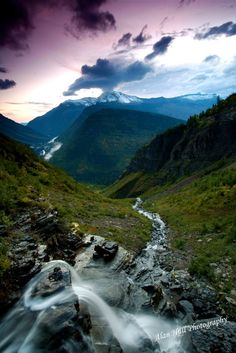Glacier National Park #Montana
