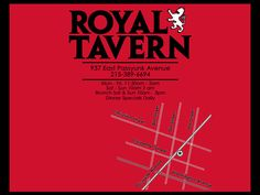 Favorite old haunt...best grilled cheese and chocolate cake. Great juke box! Royal Tavern, E. Passyunk Ave, Philly
