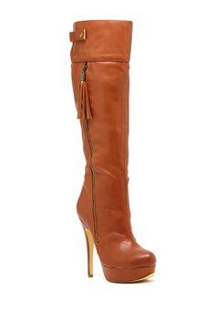 fashion, hautelook, stun platform, platform boot, shoe, balin platform, boots