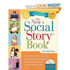 The New Social Story Book, Revised and Expanded 10th Anniversary Edition: Over 150 Social Stories that Teach Everyday Social Skills to Children with Autism or Asperger's Syndrome, and their Peers --- It would help with kids with Sensory Processing Disorder in some ways.