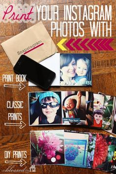 Print Your Instagram Photos with Snapstagram | MyBlessedLife.net