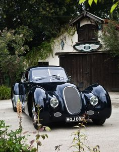 Bentley 'Dartmoor' Coupé by Petersen Engineering