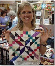 """Quiltville's Quips  Snips!!: Beta Testing Midnight Flight! - need to get the magazine containing this pattern.  Another """"must do"""" from Bonnie Hunter!"""